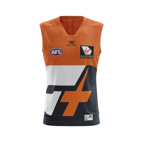GIANTS 2017 Replica Canberra Guernsey