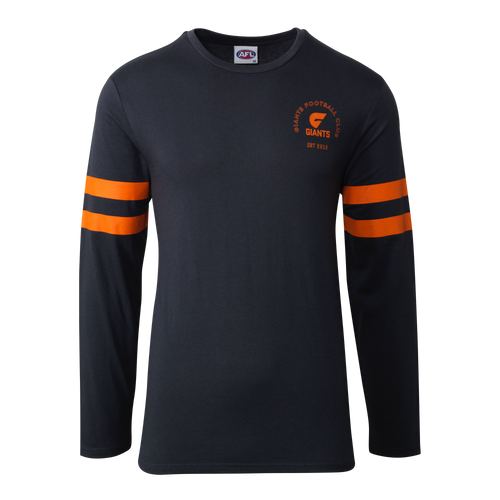 GIANTS Mens Supporter L/S Tee
