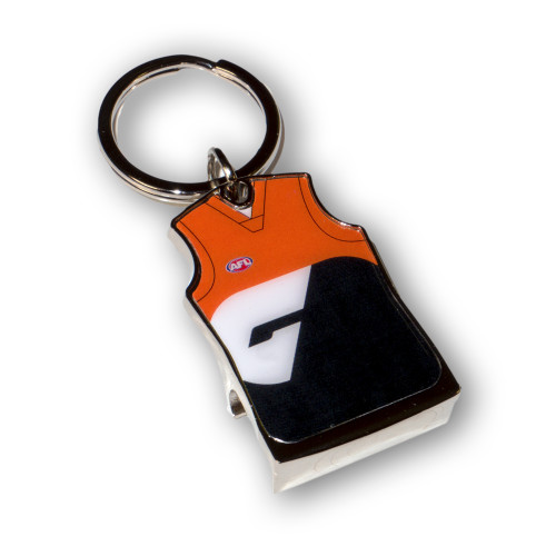 GIANTS Bottle Opener Keyring