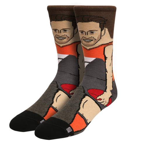 GIANTS Callan Ward Youth Nerd Player Socks