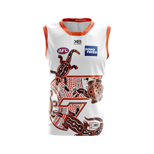 GIANTS 2020 Indigenous Guernsey - Toddler