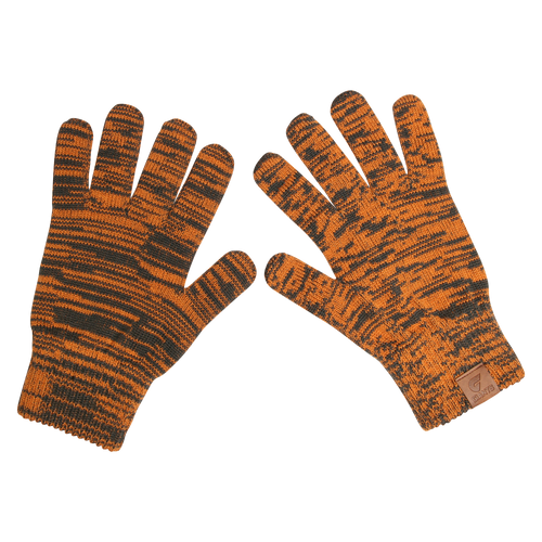 Fibers of Football Two Tone Gloves