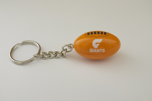 GIANTS Footy Keyring