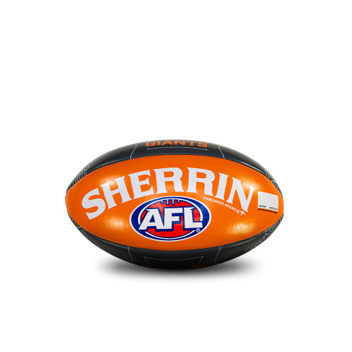 GIANTS Sherrin PVC 20cm Softie