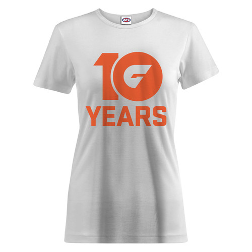GIANTS Women's 10 Year Tee