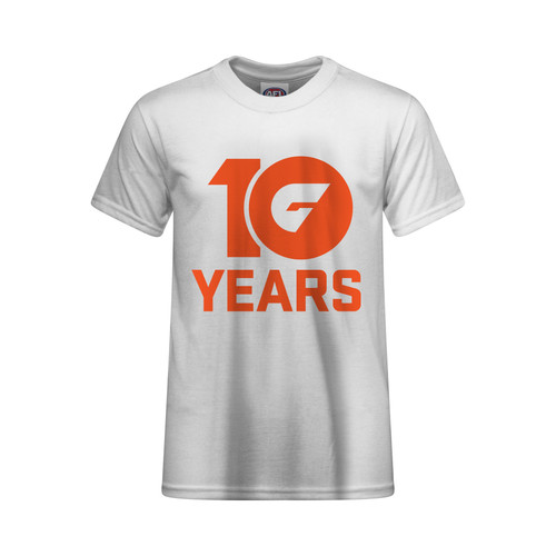 GIANTS Youth 10 Year Tee