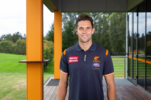 GIANTS - 2021 Men's AFLW Media Polo
