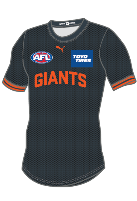 GIANTS 2021 Adult  Warm Up Top