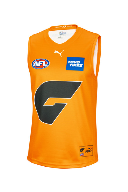 GIANTS 2021 PUMA Replica Away Guernsey - Adult