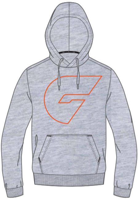 GIANTS 2021 PUMA Logo Hoodie - Adult