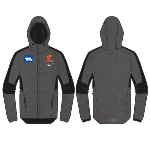 GIANTS 2021 PUMA Full Zip Jacket - Mens