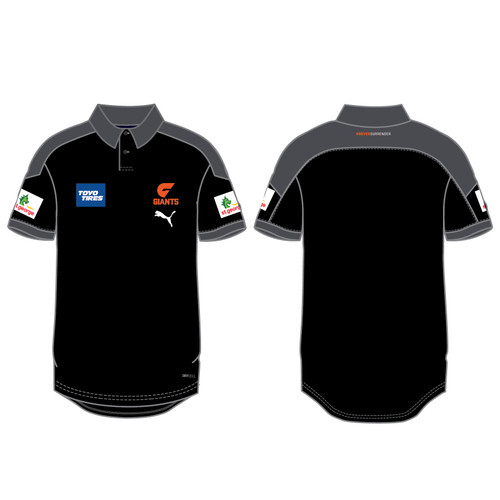 GIANTS 2021 PUMA Media Polo - Mens