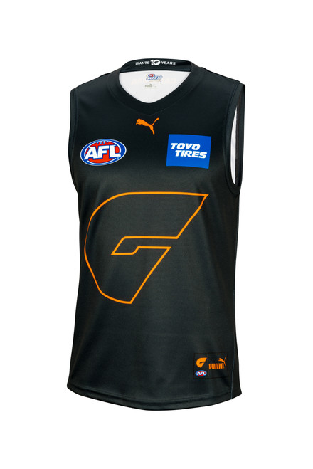 GIANTS 2021 PUMA Never Surrender Guernsey - Youth