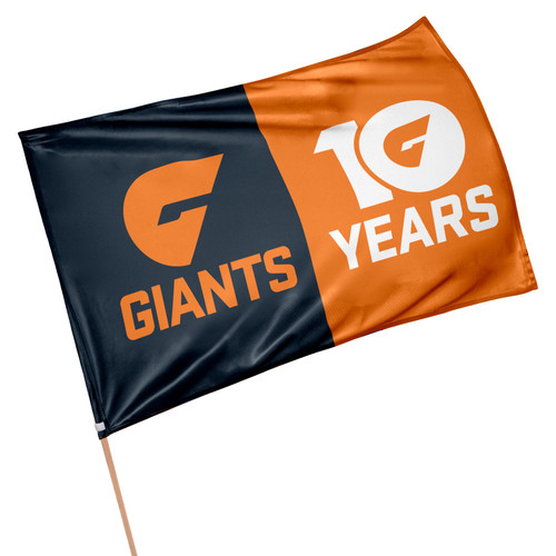 GIANTS 10 Year Flag