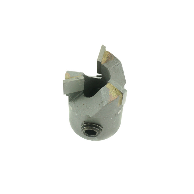"""Carbide Cutter Three Blade Counter Sink by Yu Xuanjie 1.00"""" / 25.4mm with .3185"""" / 10mm Hole"""