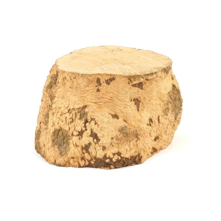 Mimmo Briar Burl Bowl Slice One-Off 02425