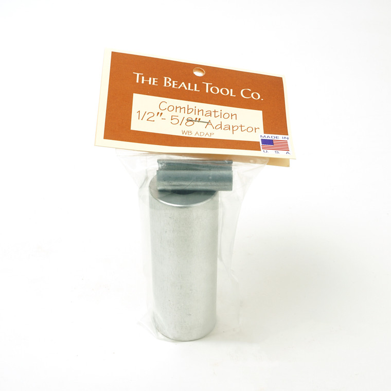 """Beall Motor Adaptor 1/2"""", 5/8"""" for Buffs and Discs"""