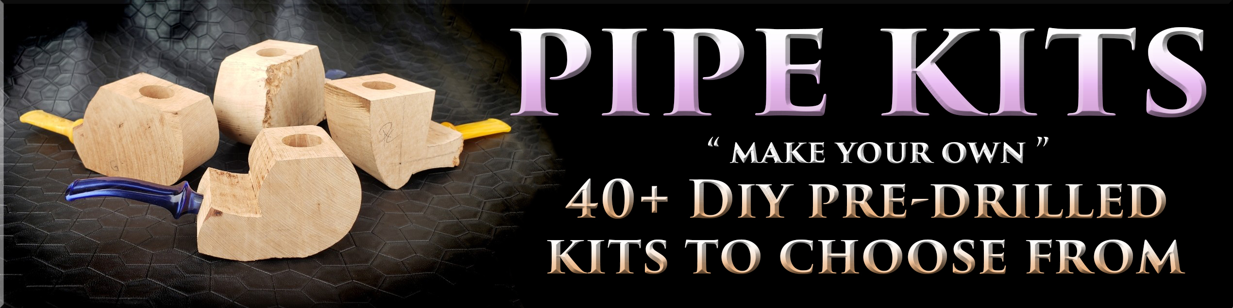 Pre Drilled Kits