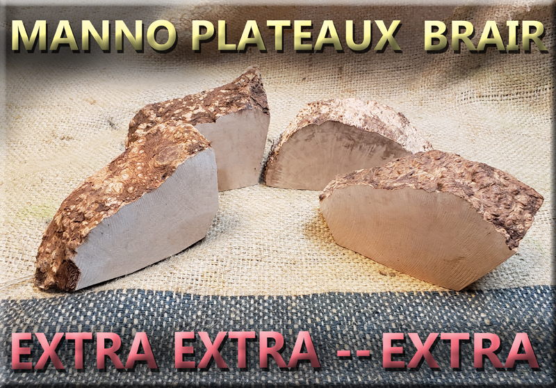 Manno Plateaux Extra - Extra Extra