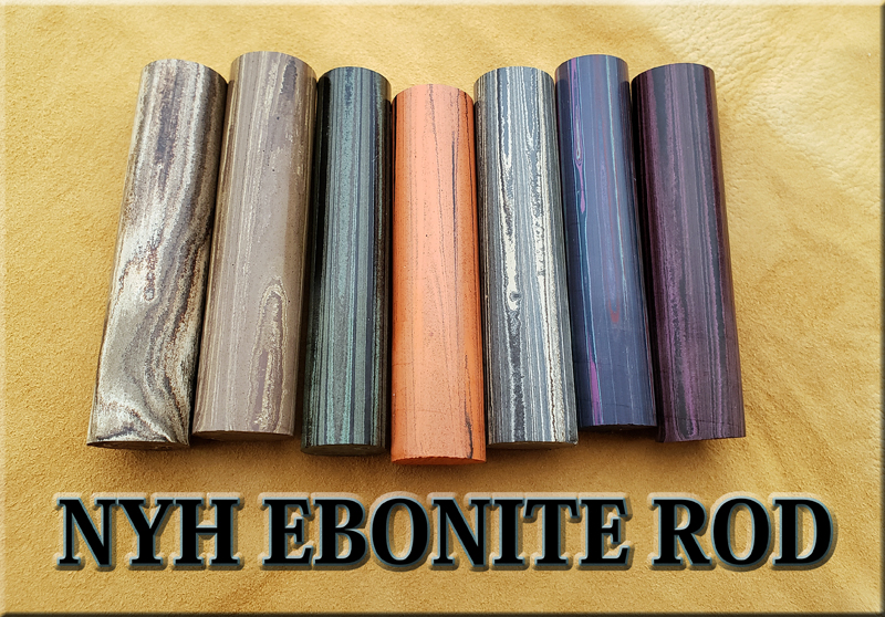 NYH Ebonite Rod Germany
