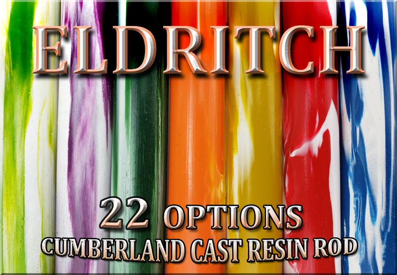Eldritch Cumberland Cast Resin Rod