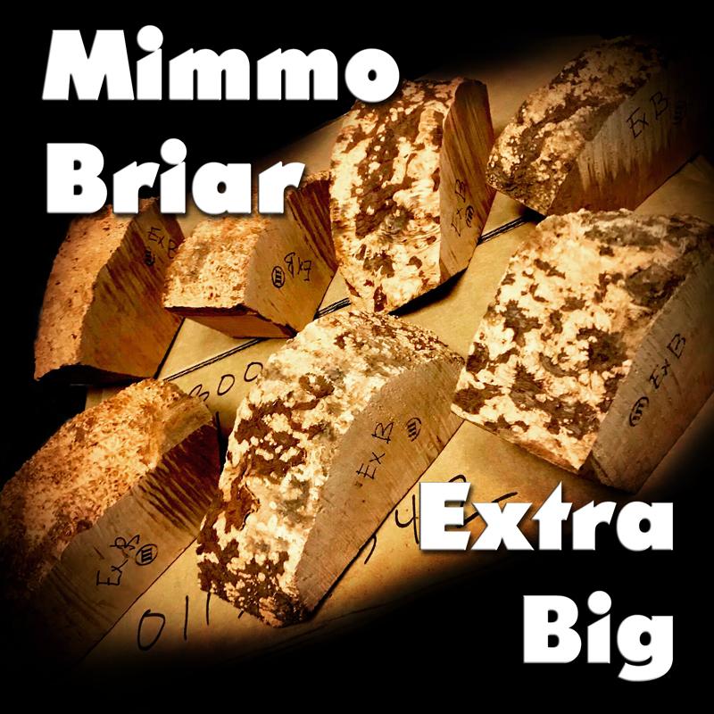 Mimmo Briar Burl Plateaux Extra Big