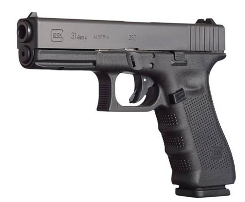 Glock 31 G4 357SIG 15RD FS Black PG3150203