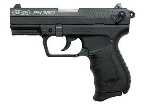 Walther PK380 380ACP 8RD 3.6 Black 5050308