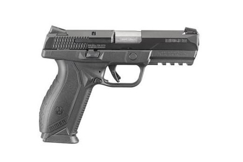 Ruger American Pistol 9MM Black 17RD 8605