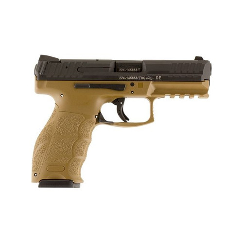 H&K VP9 9MM FDE 15RD M700009FDE-A5