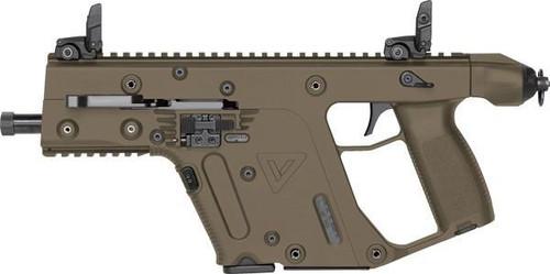 """KRISS Vector SDP Gen II 9MM 5.5"""" 17RD Semi FDE Threaded Barrel KV90-PFD20"""