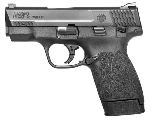 S&W M&P Shield 45ACP 6RD Black SS 180022