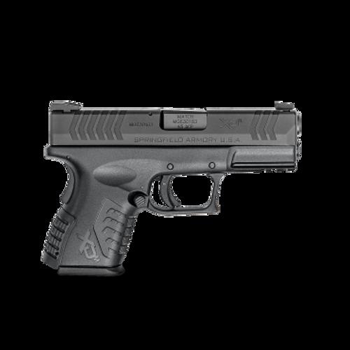 "Springfield XDM Compact .45ACP 3.8"" FS 9-13RD Black/Black XDM93845CBHCE"