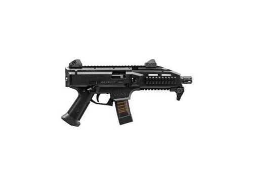 CZ USA Scorpion Pistol 9MM BLK 20+1 Adjustable Sights 91351
