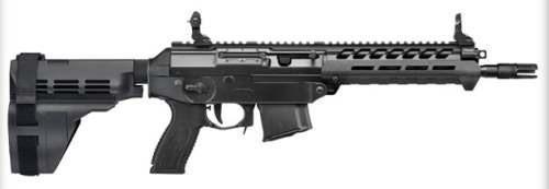 "Sig Sauer P556XI Pistol 7.62 10"" PSB P556XI-762-10B-C-AK-PSB"