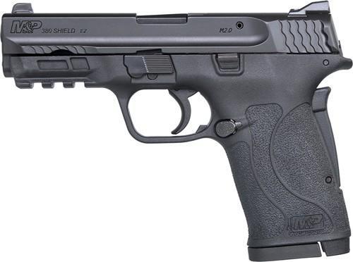 S&W 180023 M&P Shield EZ M2.0 380ACP 8RD Black SS