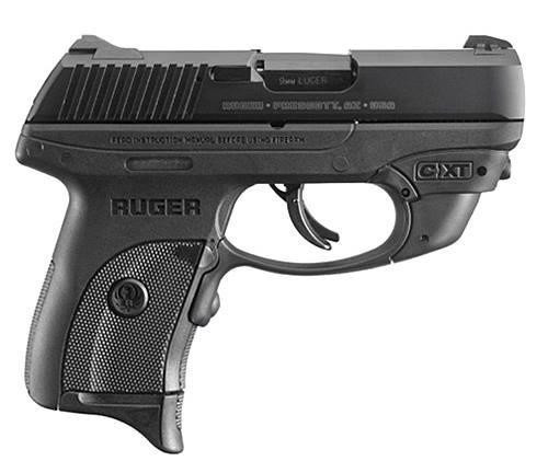 "Ruger LC9S PRO 9MM 3.1"" 7+1 Crimson Trace Light 3251"
