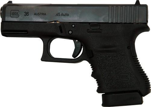 Glock G36 GEN 3 .45ACP 6+1 Black PI3650201FGR