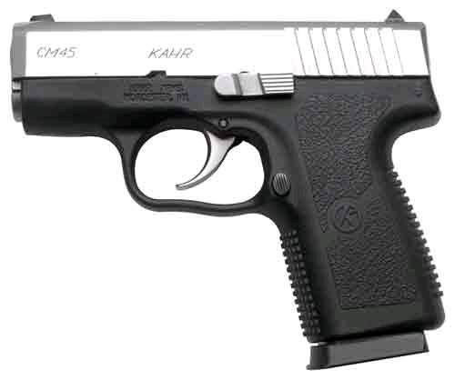 "Kahr CT45 45ACP SS/Poly 4.04"" 7RD CT4543"