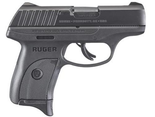 Ruger EC9s 9MM 7RD Black 3283