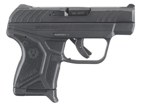 Ruger LCP II 380ACP Polymer 6RD Black/3750