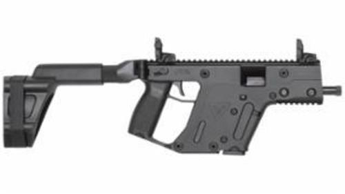 "KRISS Vector SDP SB GEN2 .45ACP Black 13RD, 5.5"", Semi-Auto with Pistol Stabilizing Brace KV45-PSBBL20"