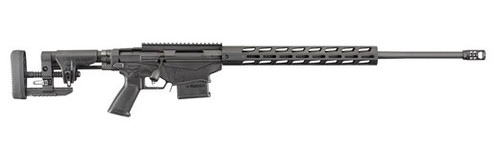 "Ruger Precision .308 Winchester 20"" Matte Black w/ Muzzle Break"