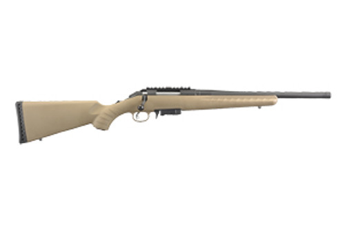 "Ruger American Ranch Rifle 7.62x39 6RD FDE 16"" Barrel 16976"