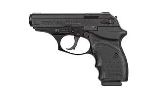 Bersa Thunder 380 Conceal Carry 380ACP Matte Black Crimson Trace Laser Grip, 8+1, 2 Mags T380MCCCT