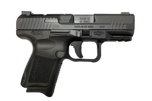 """CANiK TP9 Elite-SC 9MM 3.5"""" Barrel, 15RD, Black Cerakote HG5643-N"""