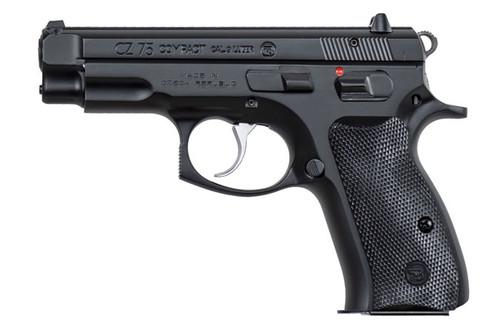 CZ 75 Compact 9MM 91190 Black 15RD FS
