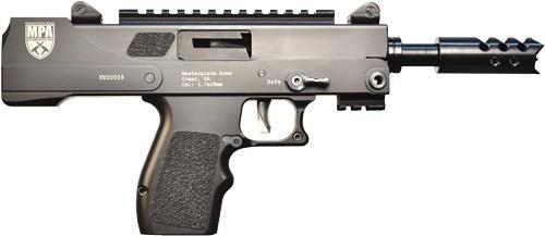 MPA Defender 5.72x28MM Side-Cocker 20RD Black MPA57DMG