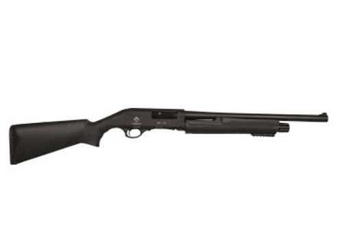 "American Tactical Imports SGP DF-12 12GA, 18.5"" Barrel, Pump Action, Black Synth ATIGDF12B"