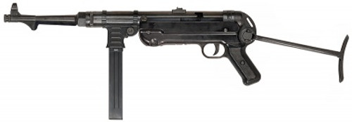 Original German MP40 with markings showing it was built in 1942